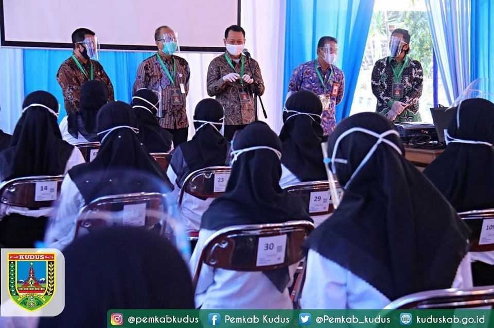 14 SEPTEMBER - HASIL SKB CPNS FORMASI TAHUN 2019 PEMKAB KUDUS