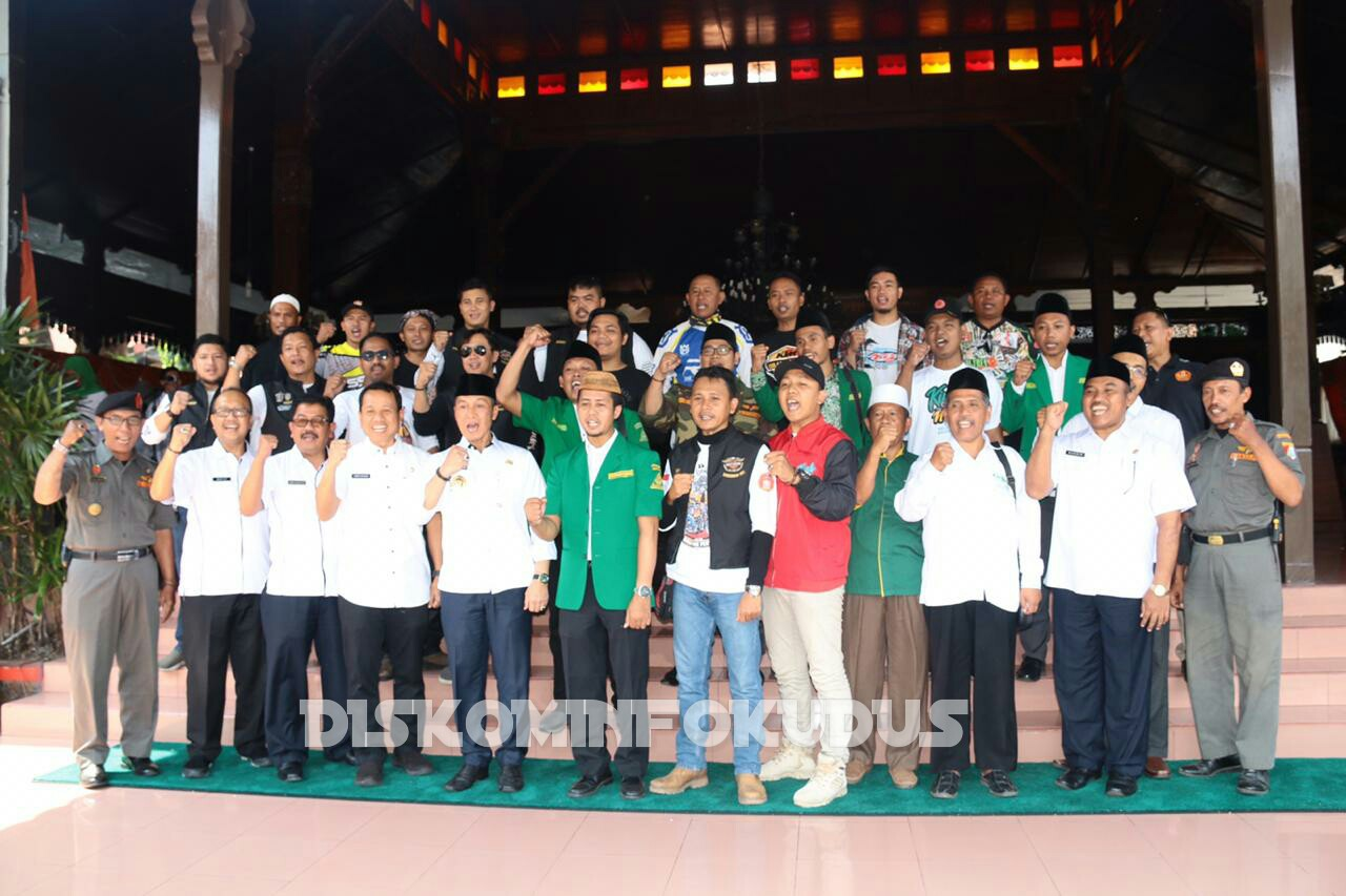 Buka Kirab Satu Negeri, Hartopo : GP Ansor Tunjukkan Semangat Pluralisme