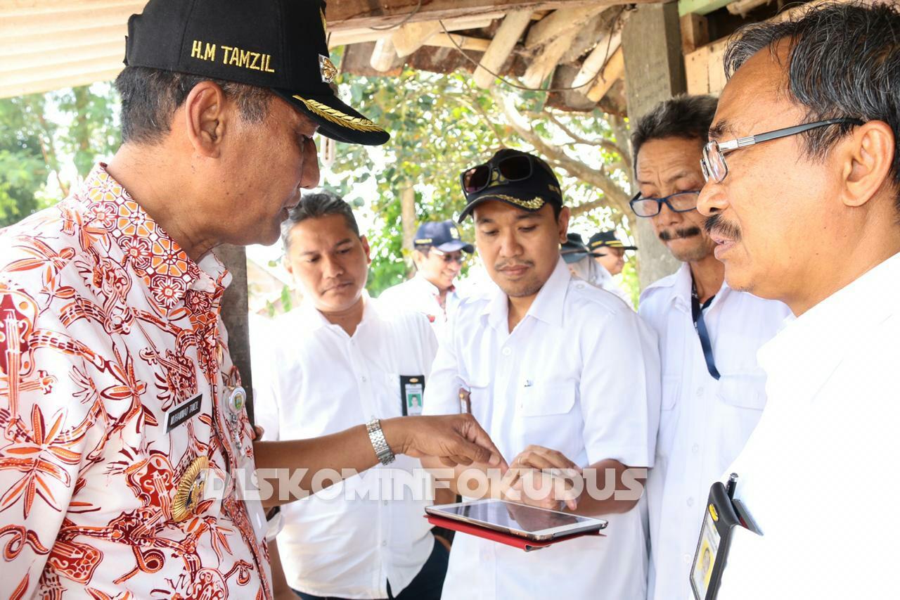 Bersama Kementerian PUPR, Bupati : Kami Ingin Segera Selesaikan Persoalan Banjir